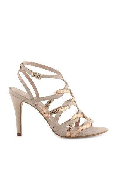 02aa50a500d75f MARIAGE. 20 chaussures de mariée pour tous les styles | Chaussures ...