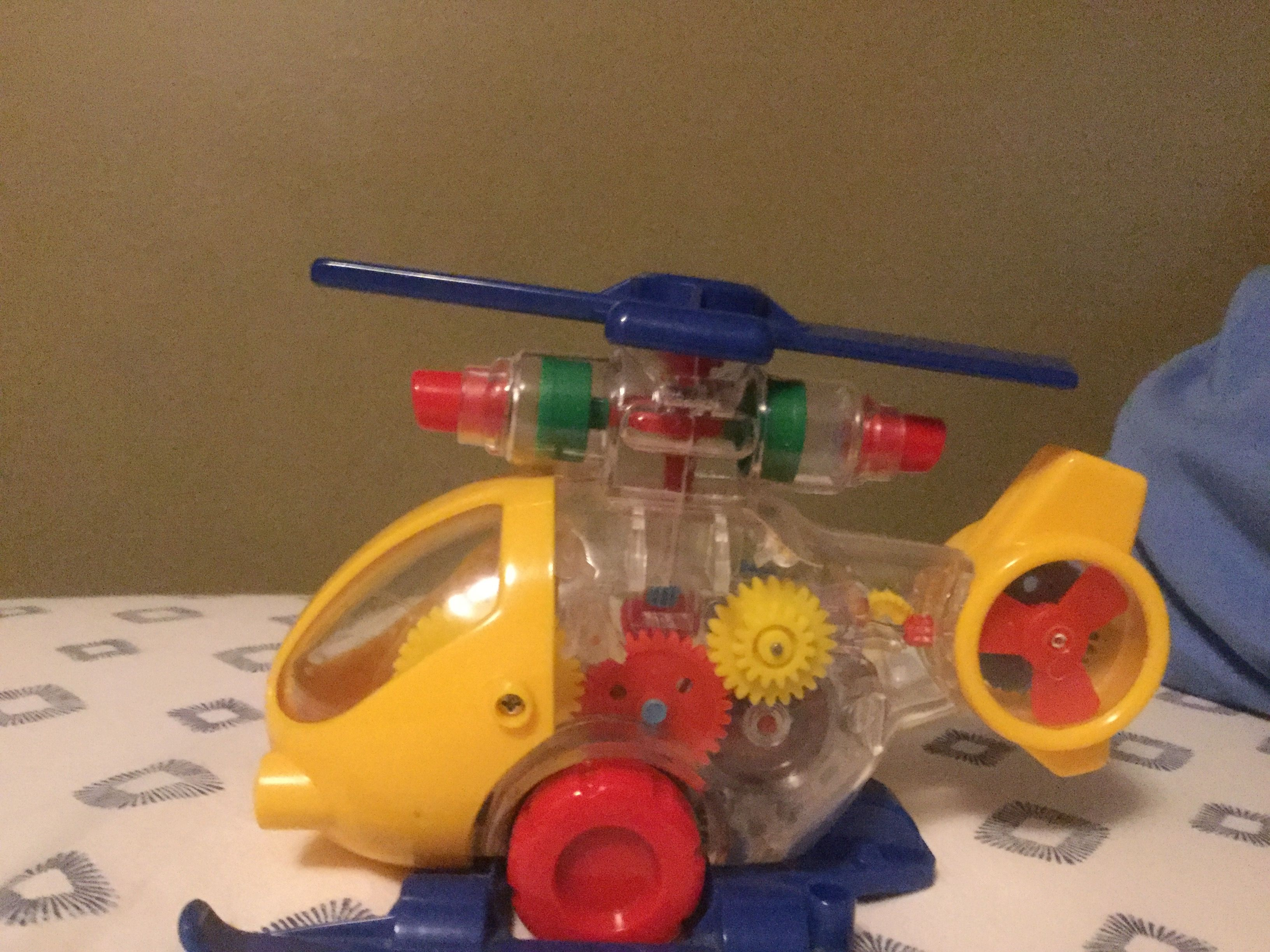 Sight N Sound Helicopter By Elc Seen In Baby Mozart Baby Mozart