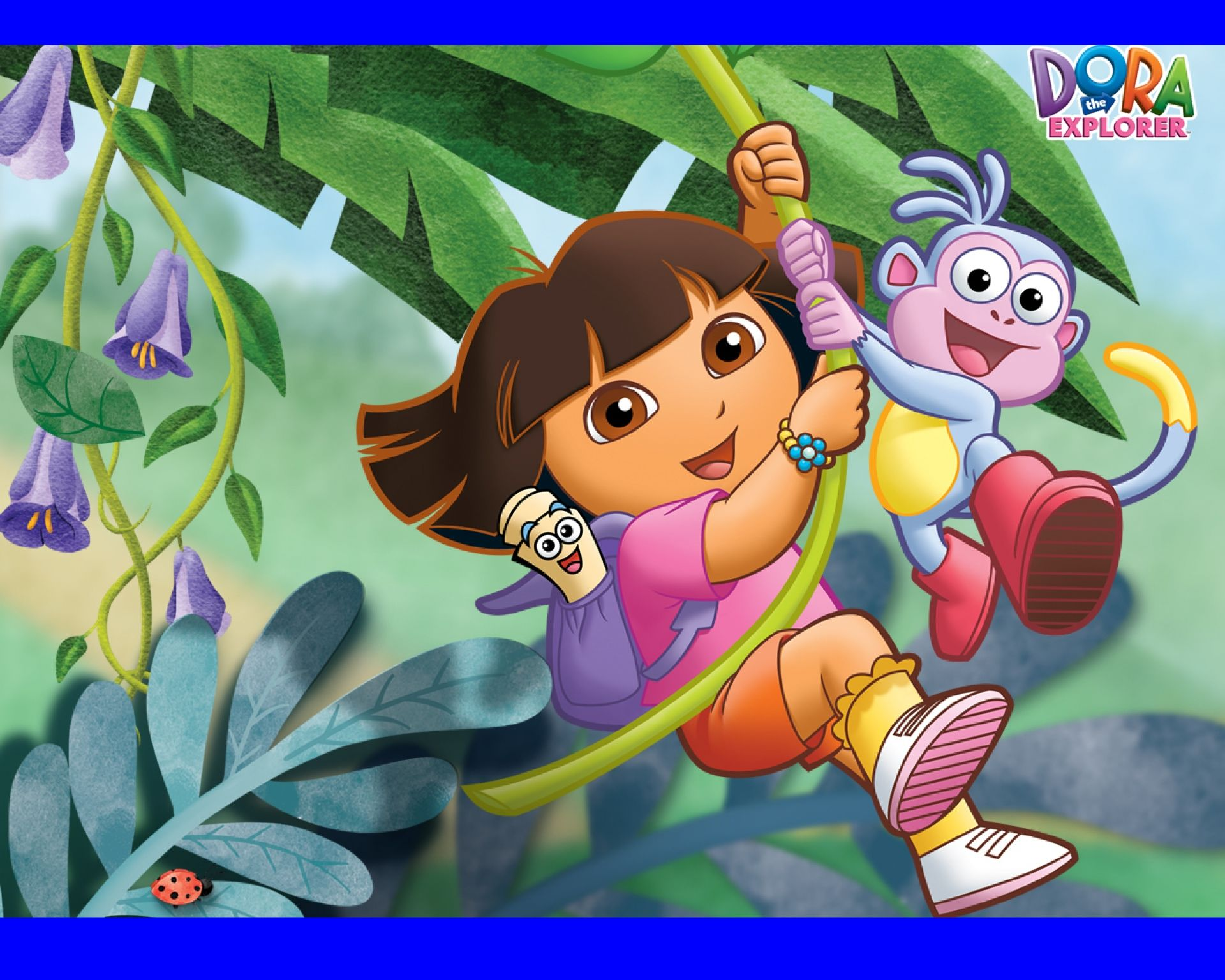 dora the explorer - HD 1920×1536