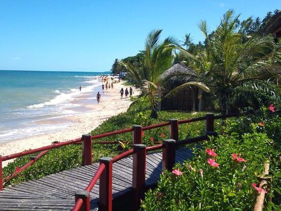 Privillage Praia Pousada de Charme Arraial d'Ajuda, Brazilië