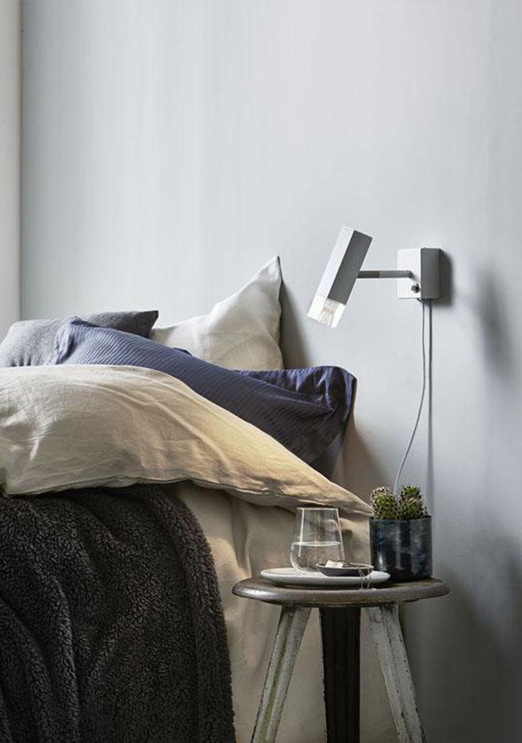 Wandlampe CADDO Weiß | Pinterest | Dekoideen Schlafzimmer, Wandlampen Und  Schlafzimmer Bett