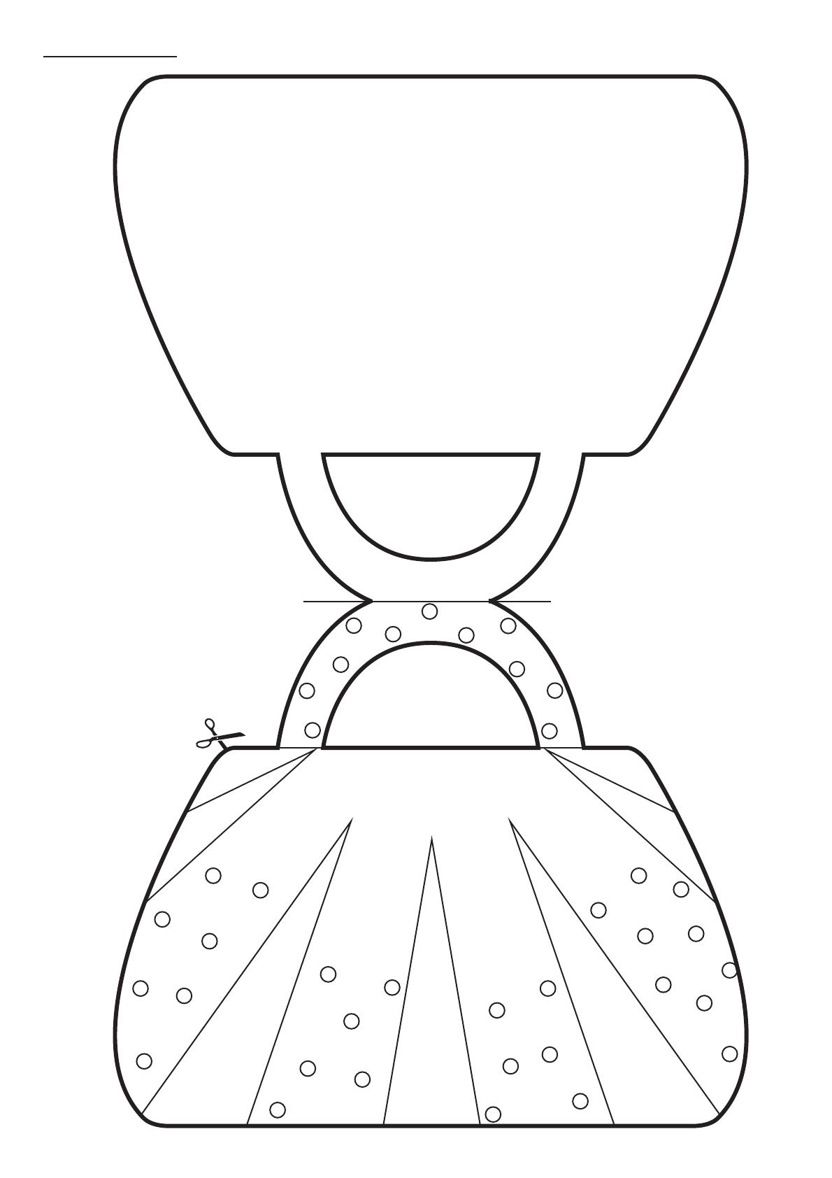 Открытка к 8 с шаблоном для детей, ромашки