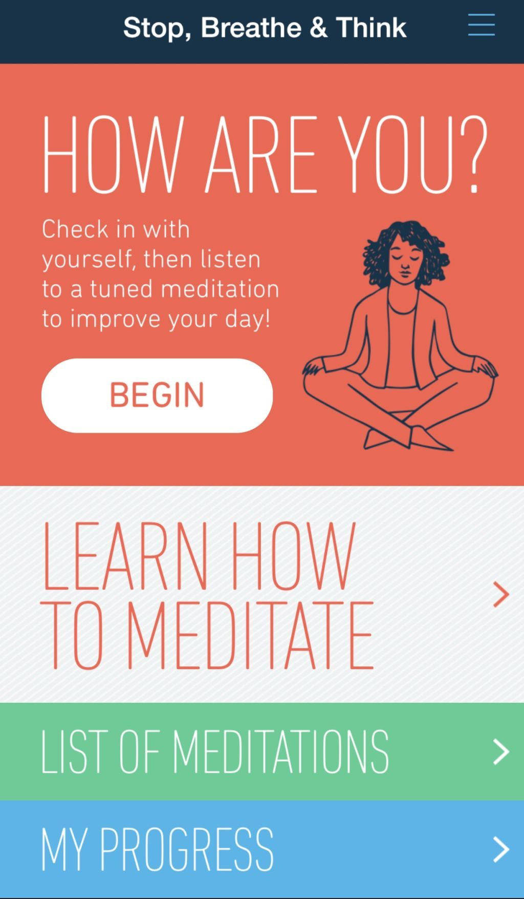 6 meditation and mindfulness apps that will help you feel
