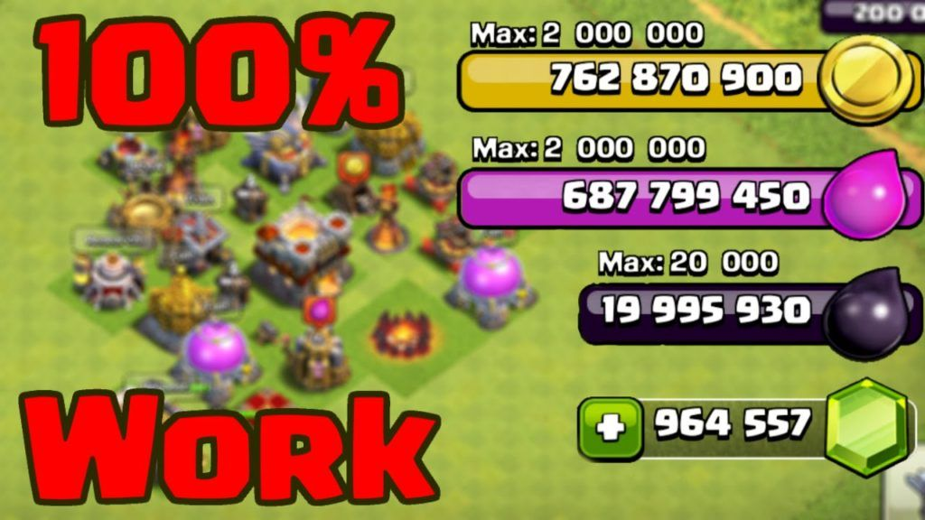 clash of clans mod android cheats