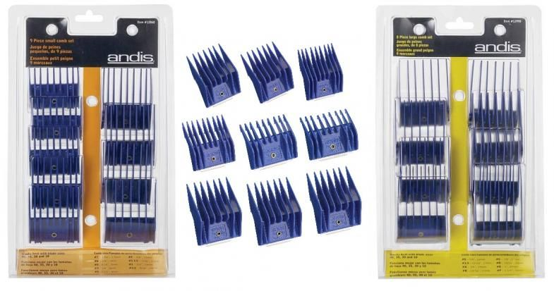 Andis Universal Snap On Clipper Combs For Dogs Dog Grooming Dog Grooming Dog Lovers Snaps
