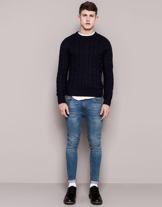 diseño atemporal d387e 02e55 SUPER SKNINNY FIT JEANS | Clothing 2014 | Mens fashion ...