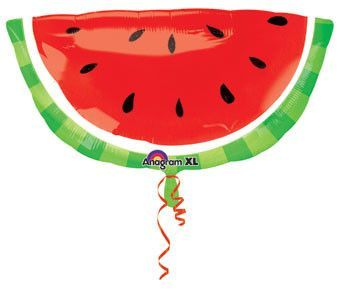 Water Melon Watermelon Fruit Paper Napkins Serviettes Tropical Summer Picnic BBQ