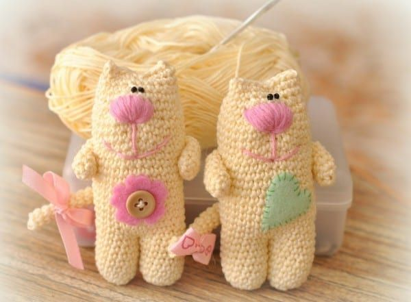 Amigurumi Easy Patterns Free : Cat amigurumi pattern quick easy gifts for holidays