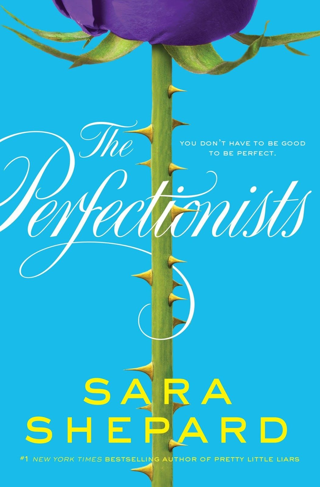 Download Free The Perfectionists  Sara Shepard Book#1