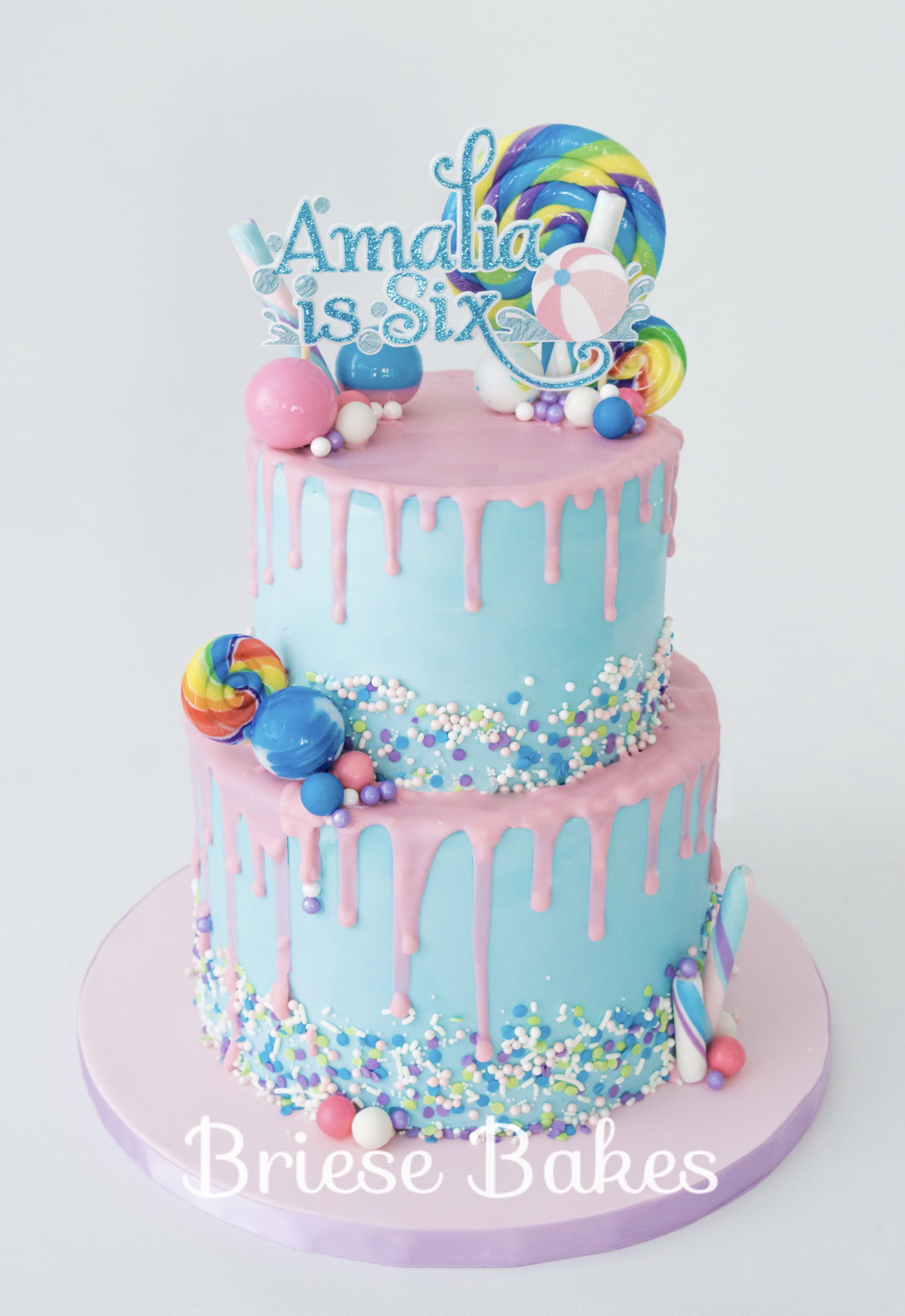 Pin By Breezy Cakes On Children S Cakes Candy Land Birthday