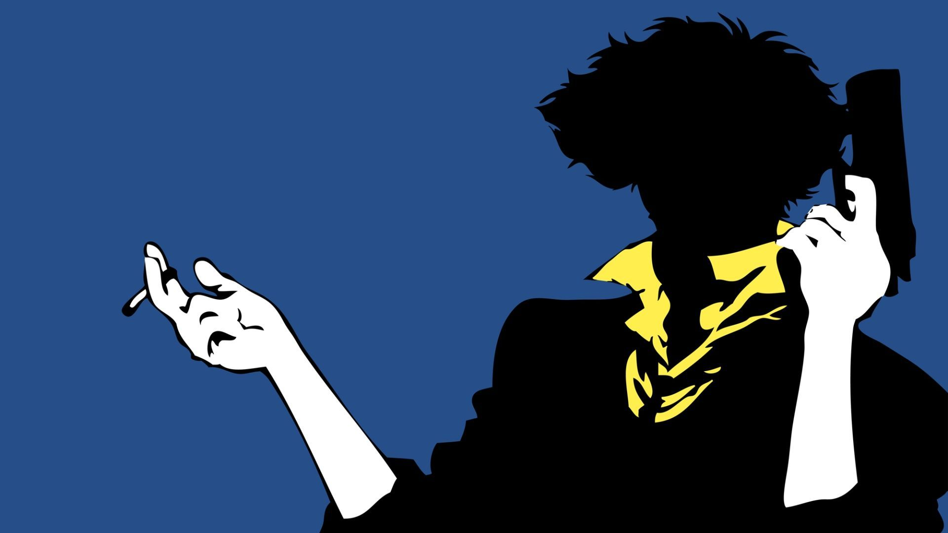 Cowboy Bebop Crowd HD desktop wallpaper Widescreen High