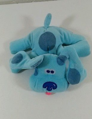 blues clues green puppy plush. Blues Clues Blue Puppy Dog Plush 5\ Green I