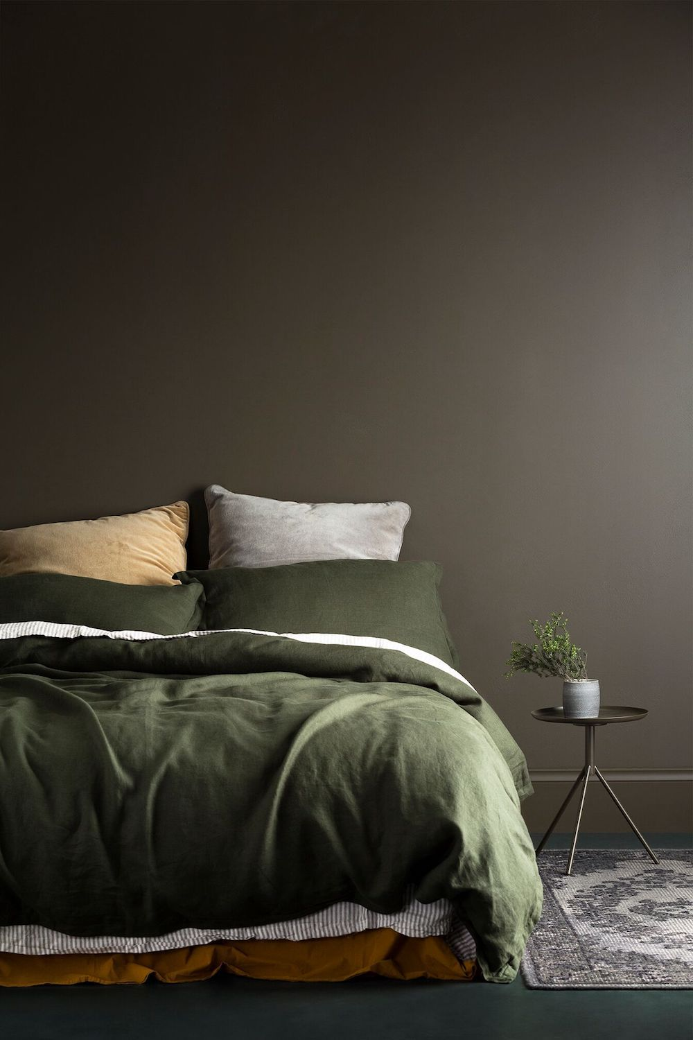 From Dark And Moody To Stark And Crisp, Discover The Latest Interior Colour  Trends