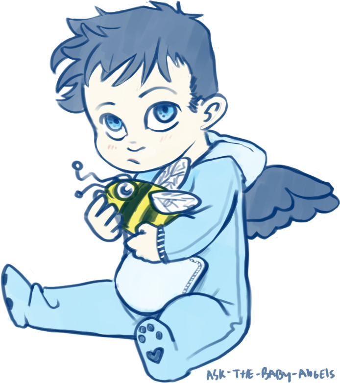 Fledgelings, fluff and feathers, oh my! | Supernatural ...Destiel Tumblr Theme
