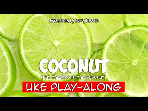 Coconut Ukulele Play Along Youtube In 2020 Harry Nilsson Ukulele Ukulele Tutorial