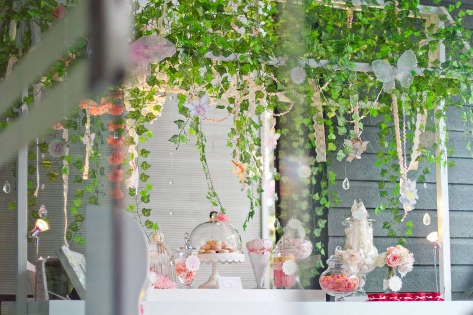 Enchanted Garden Fairy Party\' Birthday Party Ideas | Pinterest ...