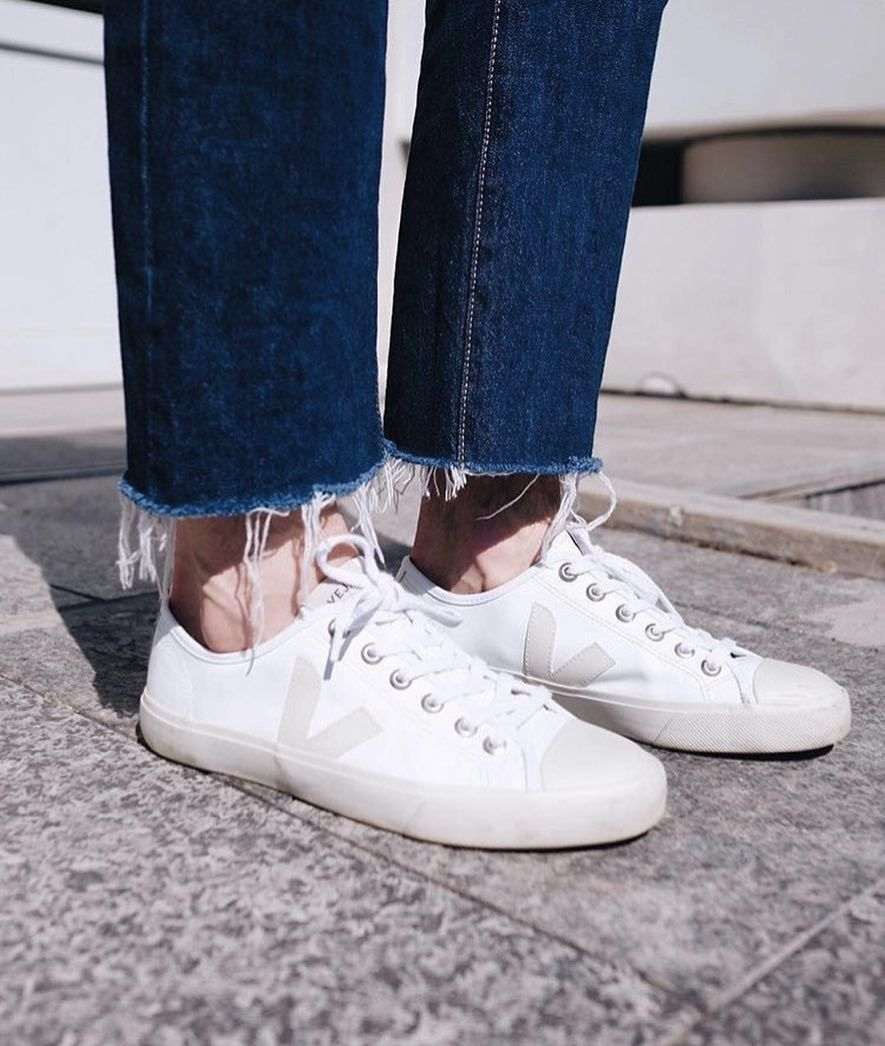 Cool Style with our Wata Leather White