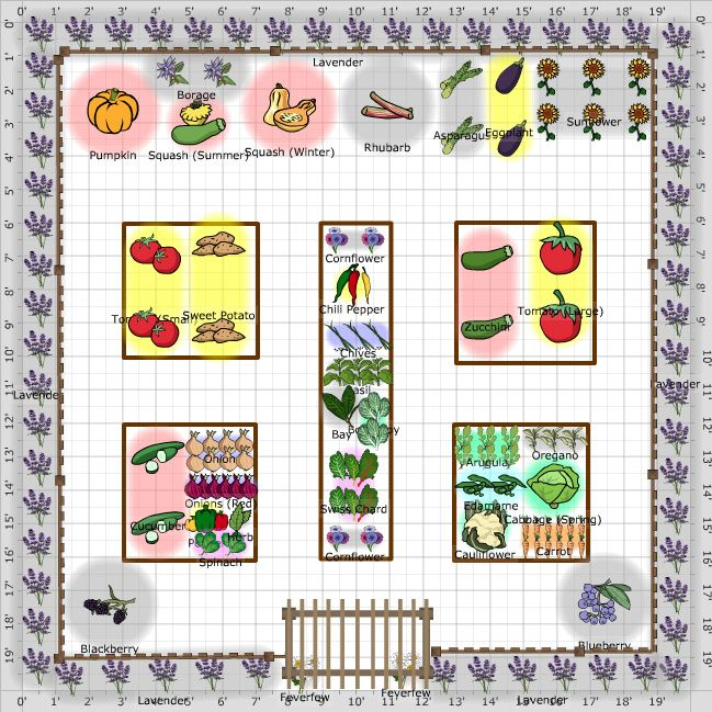 Garden Plan 2014 Beginner Garden – Garden Plans For Beginners