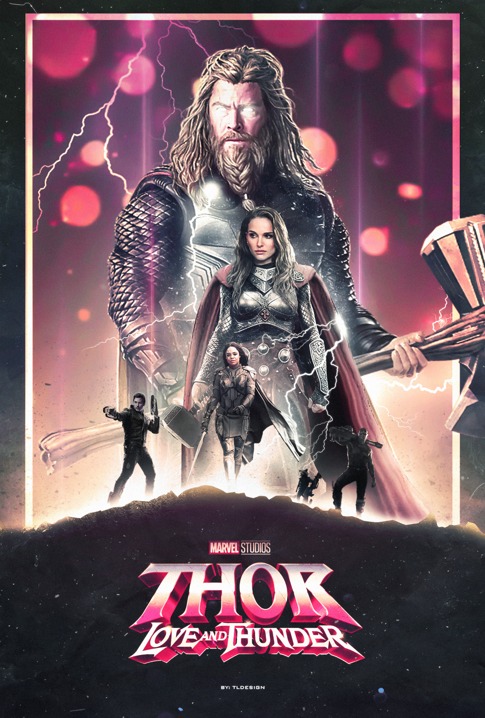 Thor Love And Thunder 2022 1688x2497