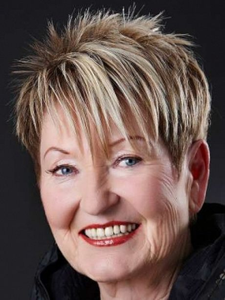 Very short haircuts for women over 60 Sexy is not a size - cortes de cabello corto para mujer