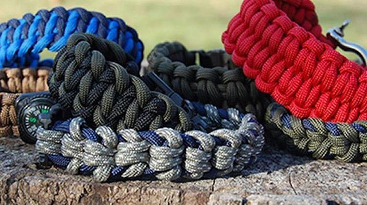25 Paracord Projects, Knots and Ideas To Make On Your Own