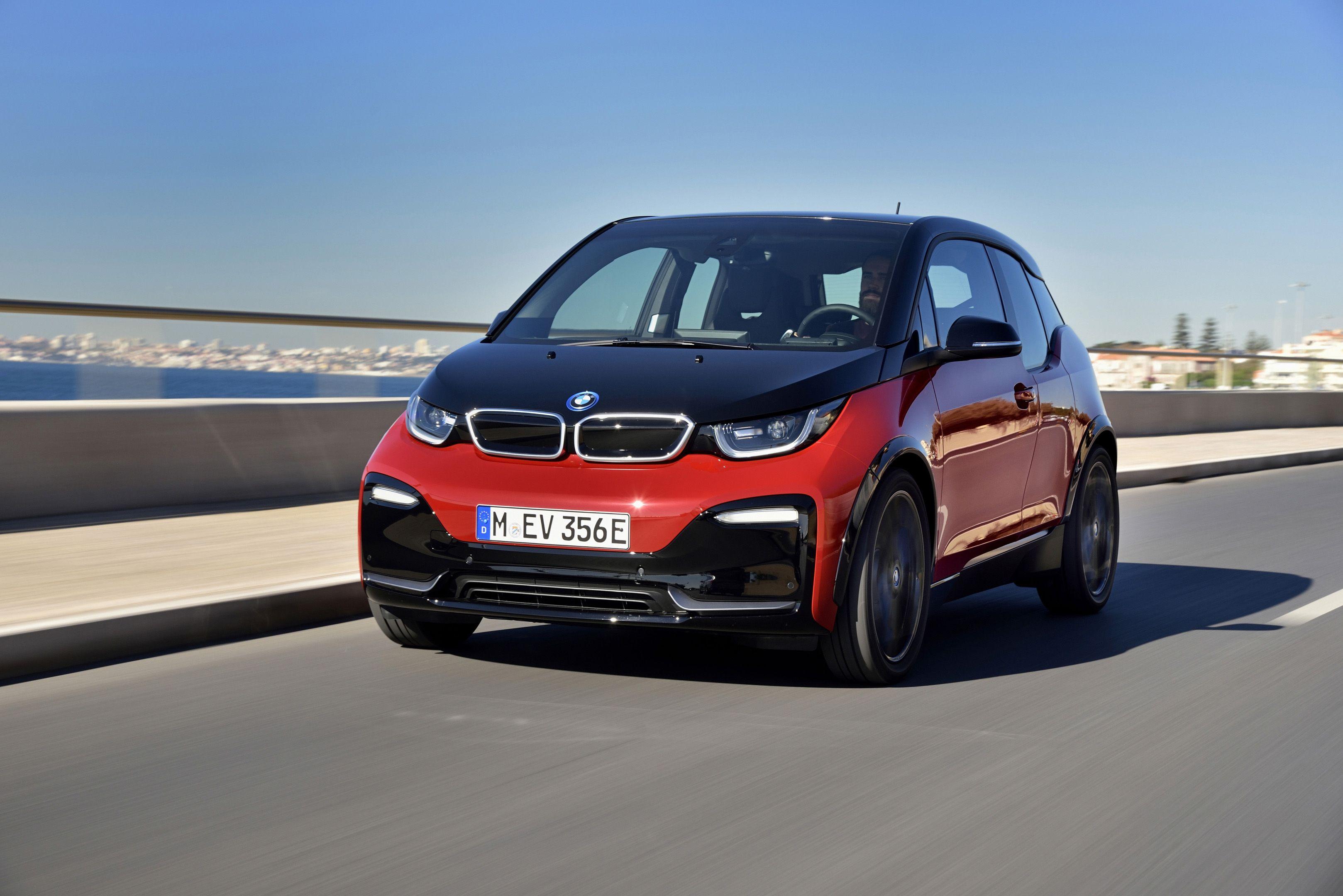 BMW i01 i3s eDrive SheerDrivingPleasure MPerformance