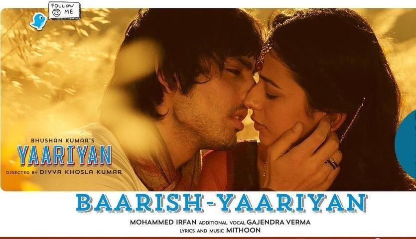 Whatsapp status baarish (is dard-e-dil ki sifarish) -yaariyan.