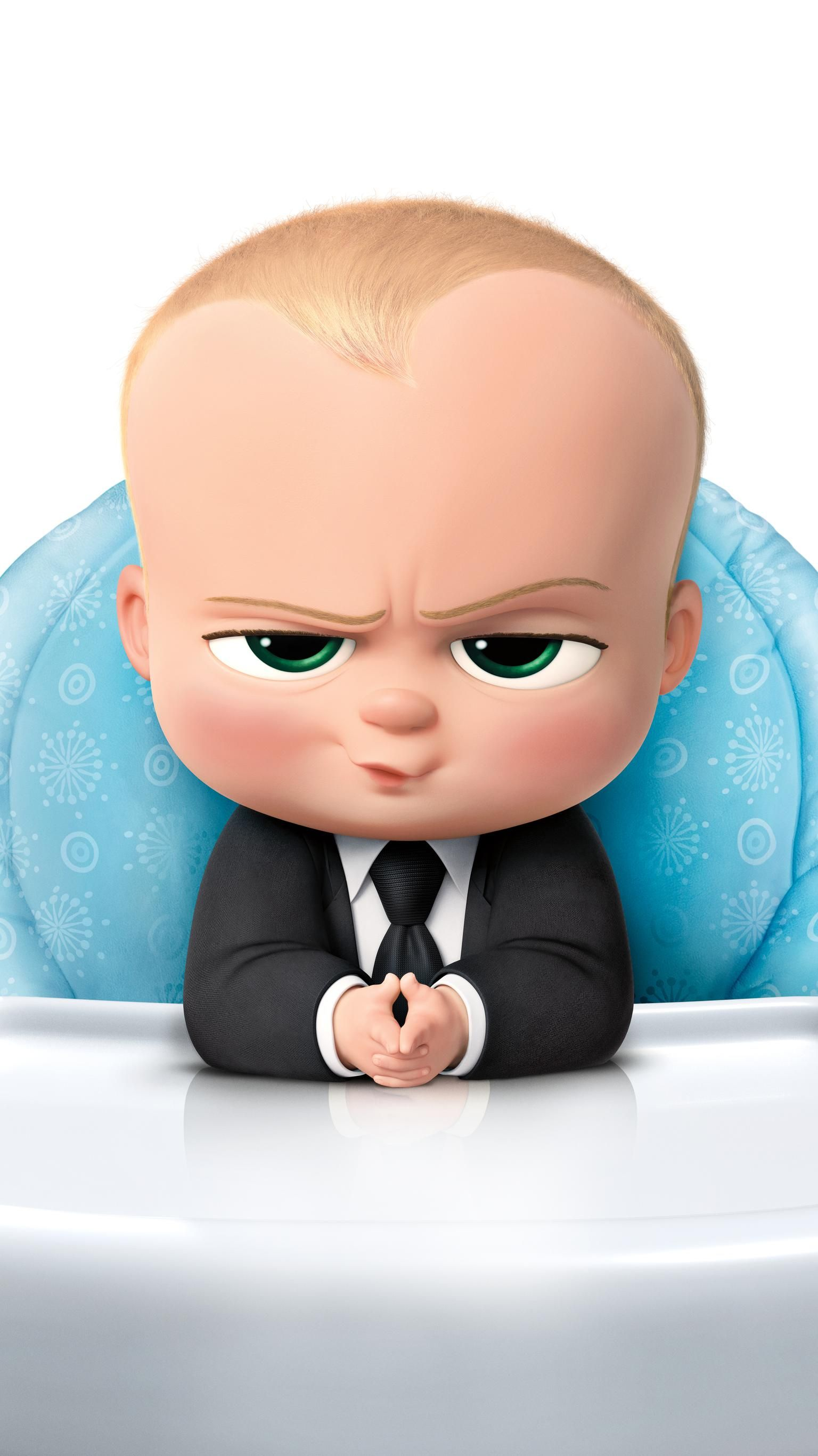 The Boss Baby 2017 Phone Wallpaper Moviemania Baby Wallpaper Baby Products 2017 Boss Baby