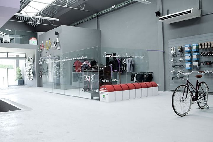 Pave Bicycle Shop Barcelona Commercial Design Pinterest