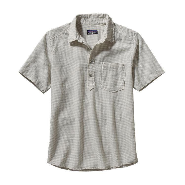 Men's Back Step Pullover Shirt