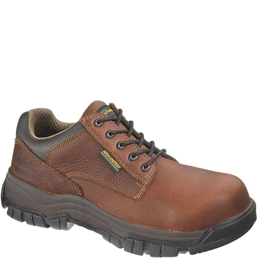 10811 footrests by hytest mens high energy safety shoes
