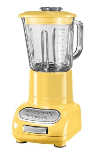 KitchenAid Artisan Blender Majestic Yellow | KitchenAid Artisan .