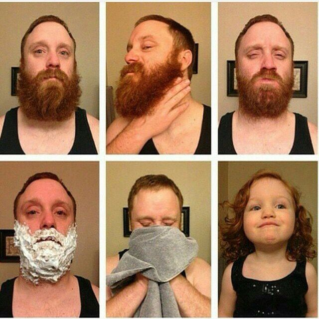 This Is Why I Haven T Been Clean Shaven Since The 90 S Beard Memes Awesome Beards Beard Humor