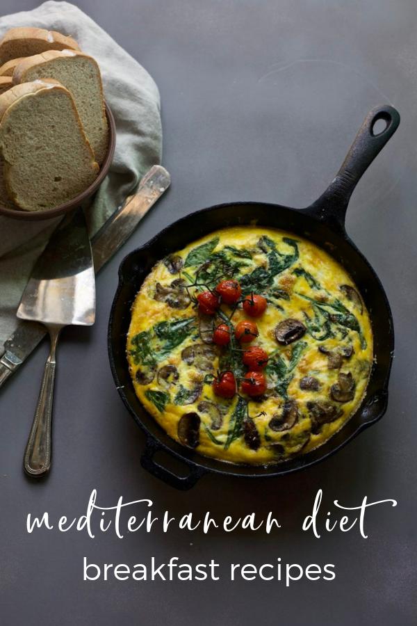 9 Mediterranean Diet Breakfast Ideas The Domestic Dietitian