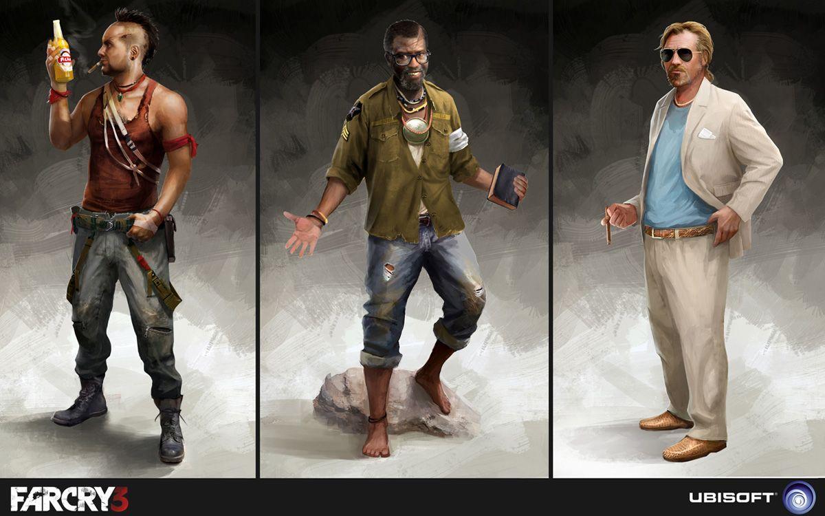 Far Cry 3 Concept Art By Bruno Gauthier Leblanc Concept Art