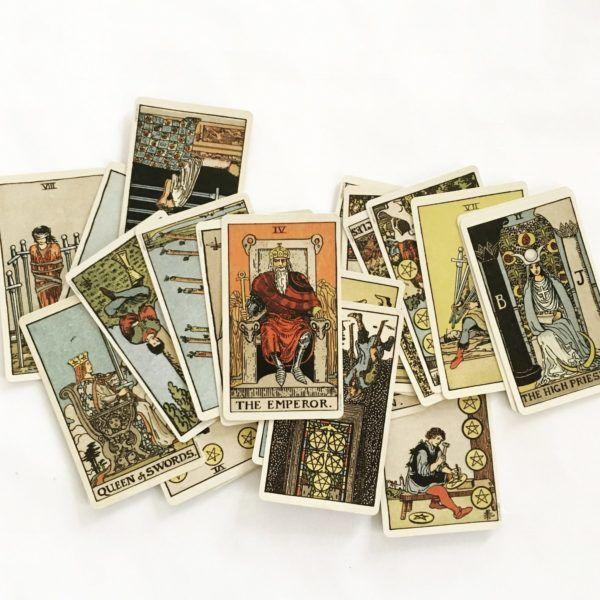 Tarot Decks, Tarot, Miniature Books