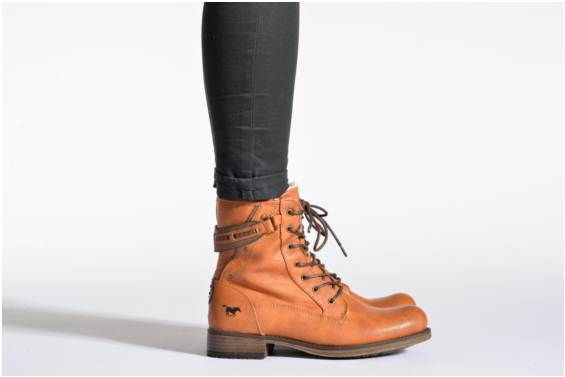 MUSTANG SHOES Bottines