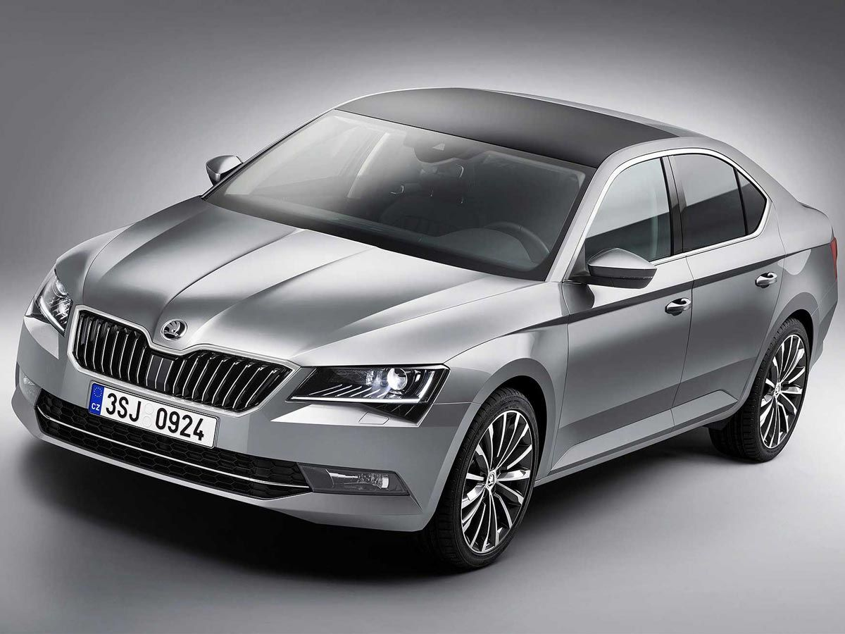 The New Gen Superb Promises To Be Bigger Lighter And The Best