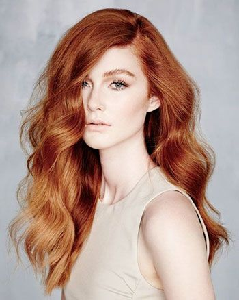 The Ultimate 2016 Hair Color Trends Guide Simply Organic Beauty Dyed Red Hair Copper Hair Color Long Hair Styles