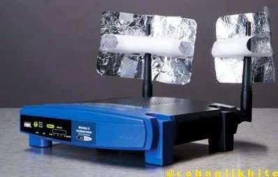 DIY Wi-Fi Signal Extender