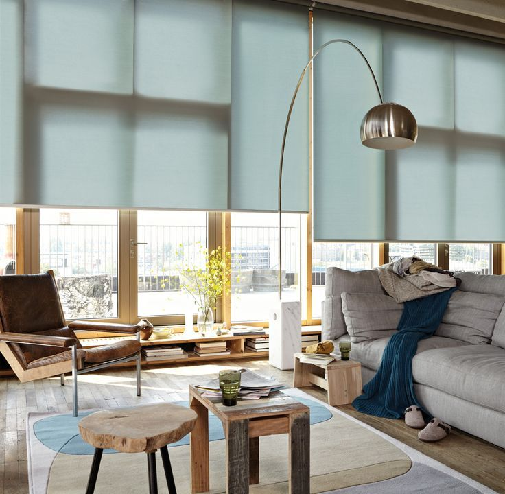With Lots Of Beautiful Fabrics Rich Structures And Designs In Dozens Colours For All Transparencies Be Inspired By LuxaflexR Roller Blinds