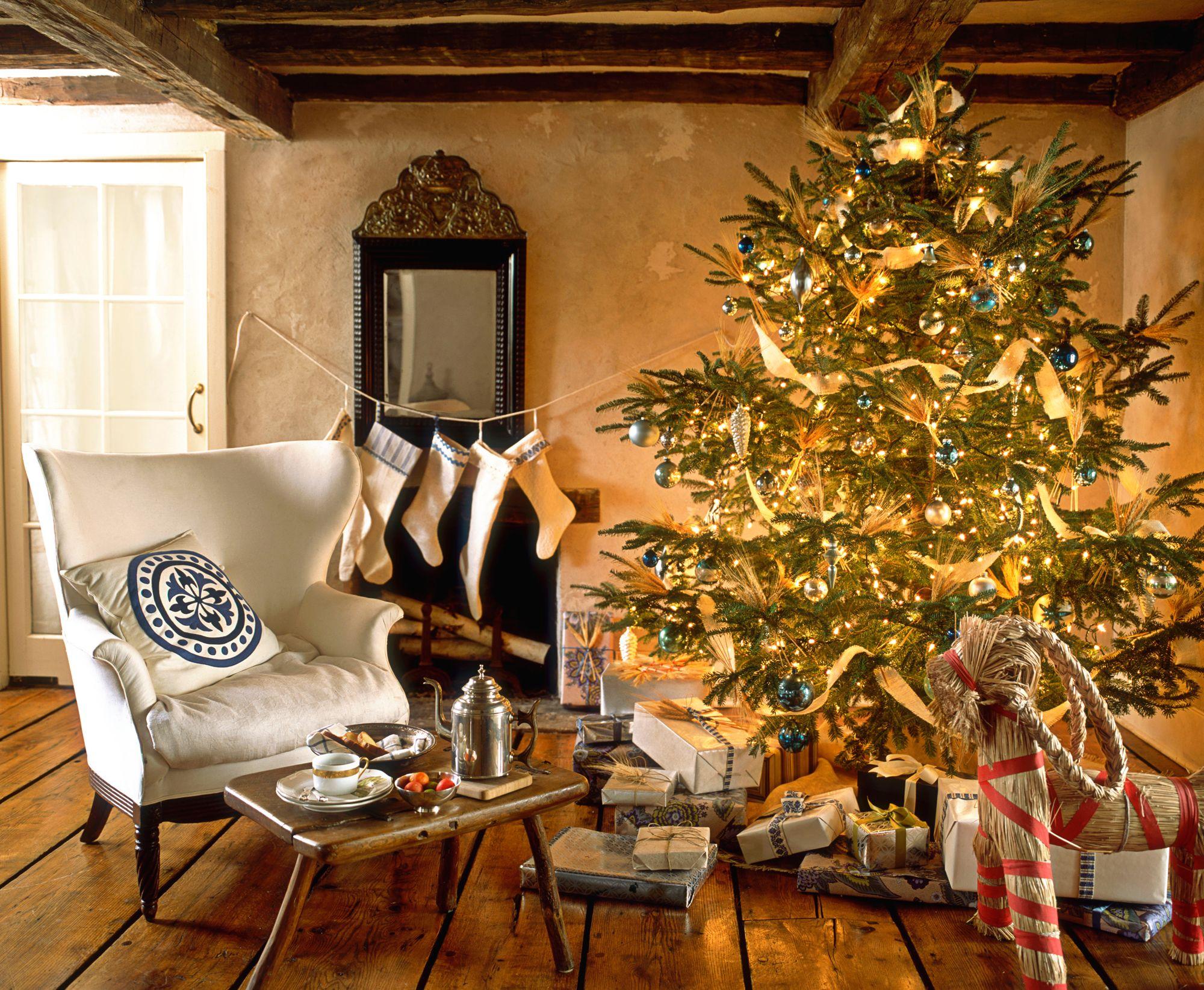 Christmas tree 110 Christmas Decorating Ideas That