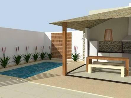 Resultado de imagen para jardins com piscinas pequenas for Piscinas pequenas