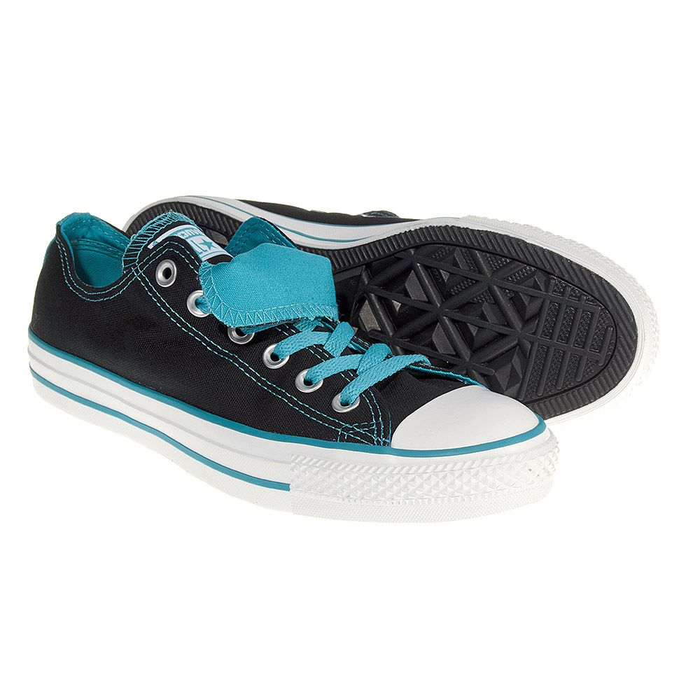 Fundador perdí mi camino Infrarrojo  Footwear - Blue Banana | Converse, Shoes, Black shoes