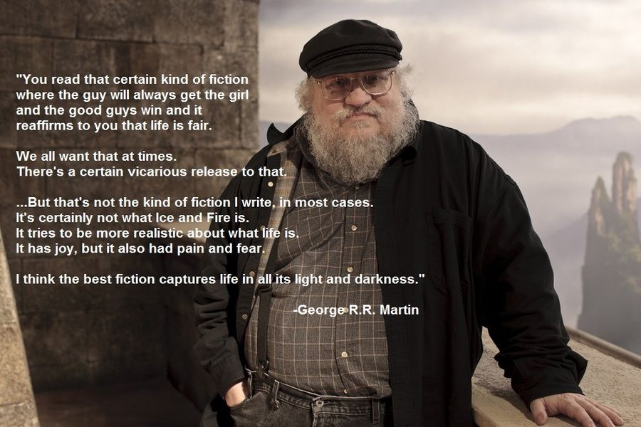 Image result for george rr martin quotes