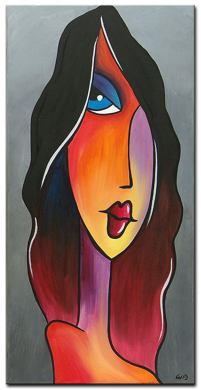 Novaarte Original Malerei Abstrakt Kunst Modern Acryl Gemälde Handgemalt Acryl Bild Art Unikat Moderne Abstrakte Kunst Malerei Abstrakte Kunst Auf Leinwand