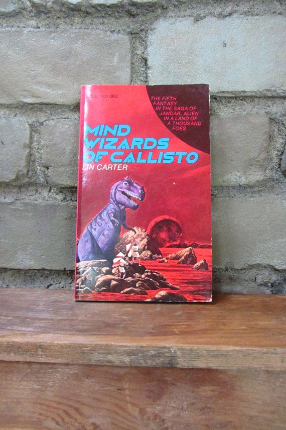 $6  Mind Wizards of Callisto by Lin Carter