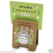 I love totoro! Studio Ghibli my neighbour totoro stationary