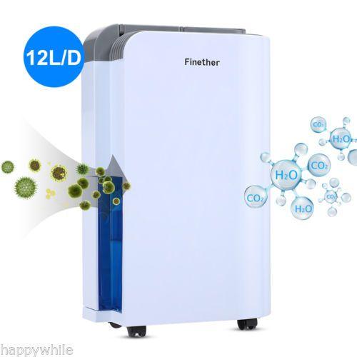 12L/D Intelligent Air Dehumidifier Air Purify Timer Home Bathroom Kitchen Damp https://t.co/wr09XOxLLC https://t.co/7w4zAxF6Oj