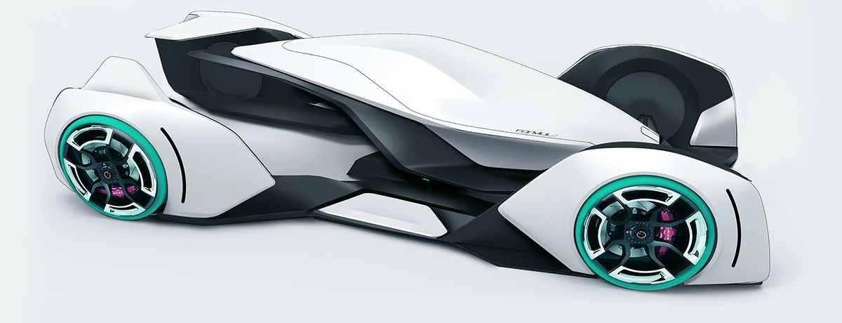 FORMUL2 - Diploma Thesis on Behance